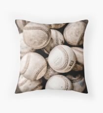 Baseball Collection Throw Pillow