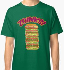 Zoinks-Sandwich Classic T-Shirt