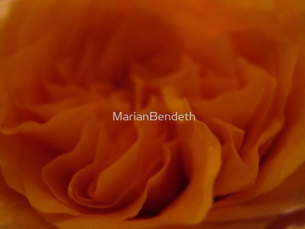 Mandarin layers by MarianBendeth