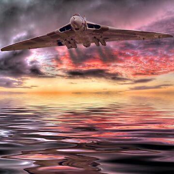 Vulcan Farewell by Arrowman