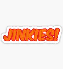 Jinkies Sticker