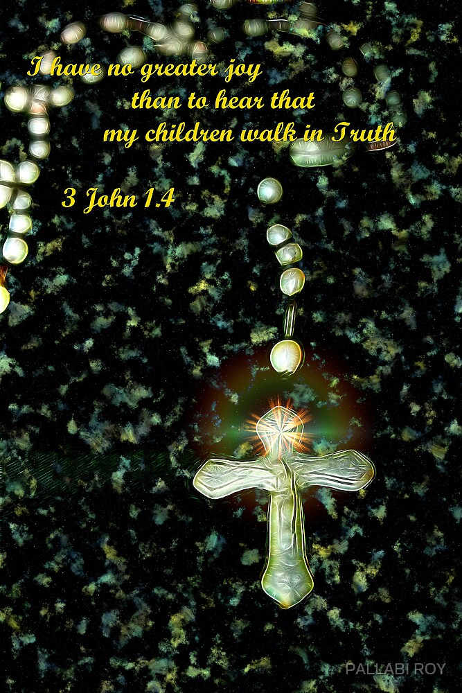 3 John 1.4 by PALLABI ROY