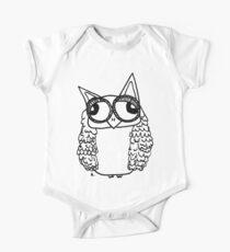 Owl number 2 Kids Clothes