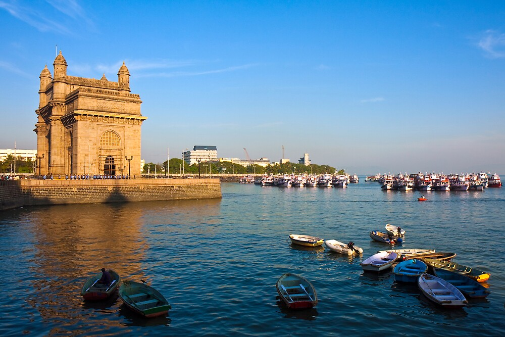 Gateway on India by munnaihpl
