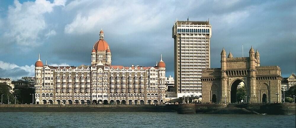 Taj hotel in Mumbai by munnaihpl