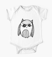 Owl number 14 One Piece - Short Sleeve