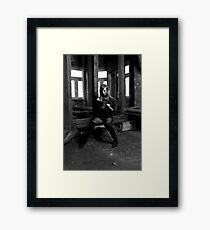 P 30 Framed Print