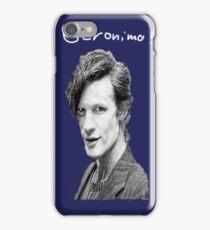 Geronimo iPhone Case/Skin