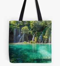 Plitvice Dreams Tote Bag