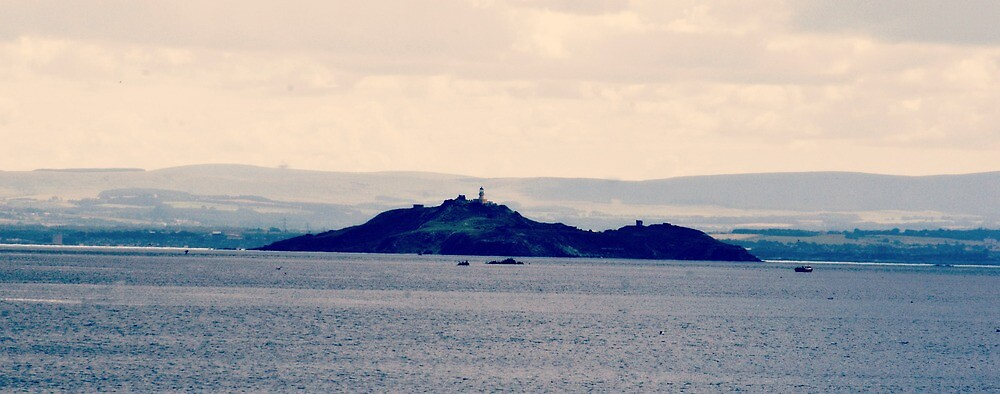 Burnt Island , Fife Scotland by welshmel
