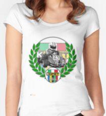 Komet World Champion/Mike Wilson  Women's Fitted Scoop T-Shirt