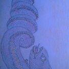 Chamilion, Dragon. by MardiGCalero
