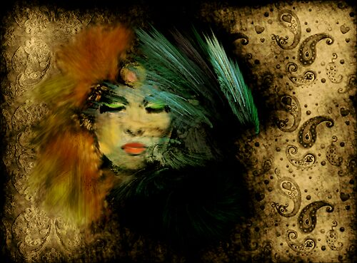 Voodoo Woman by Velis