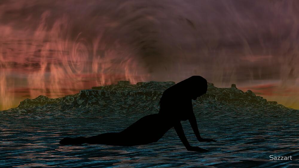 Mystique Abondonment in Desolation Valley by Sazzart