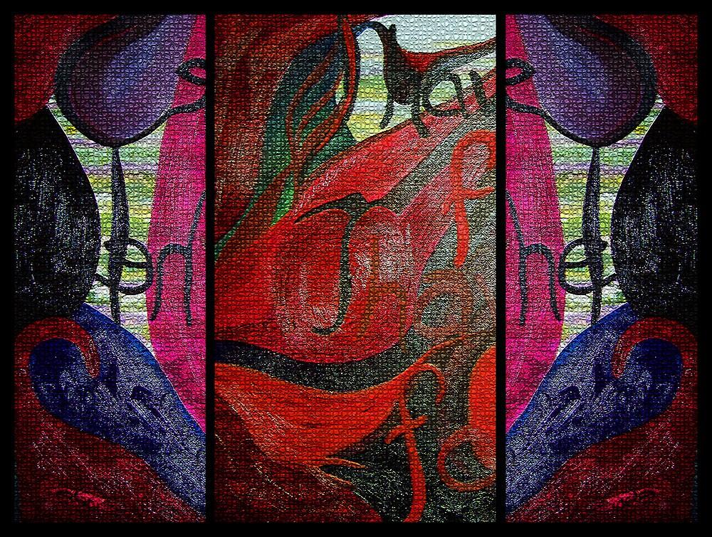 Fire Window by ArtOfE