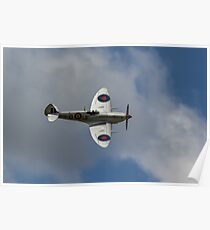 The Fly Past Poster