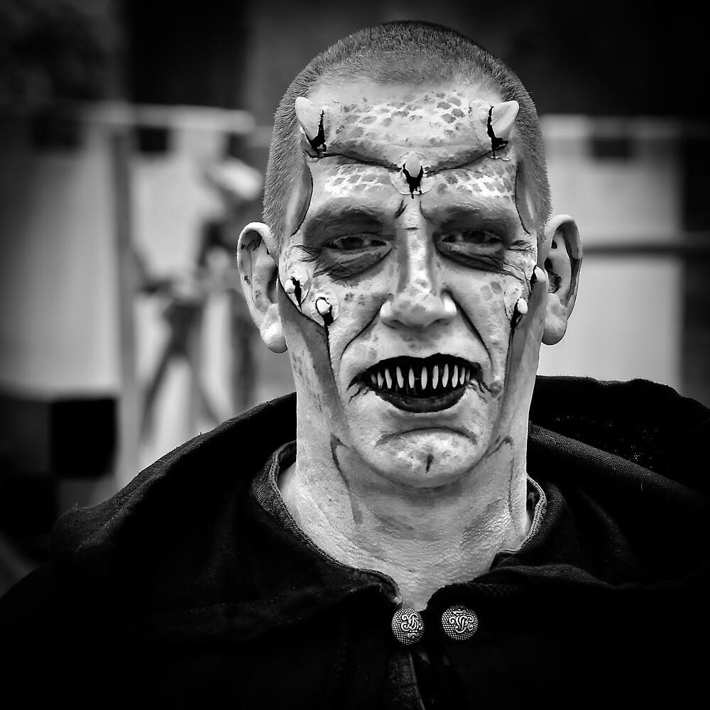 Demon Servant by Chopen