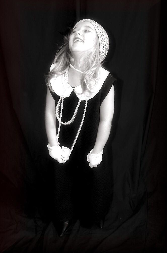 Funny Girl by Kristine McKay Kinder