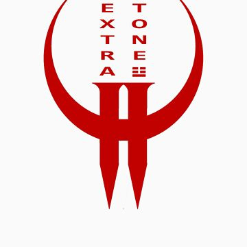 Quake Extratone Front 1 by kuroinekochris
