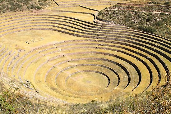 Moray in Peru by Citisurfer