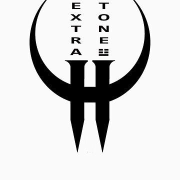 Extratone Quake Front 3 by kuroinekochris