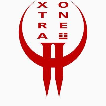 Extratone Quake Front 4 by kuroinekochris
