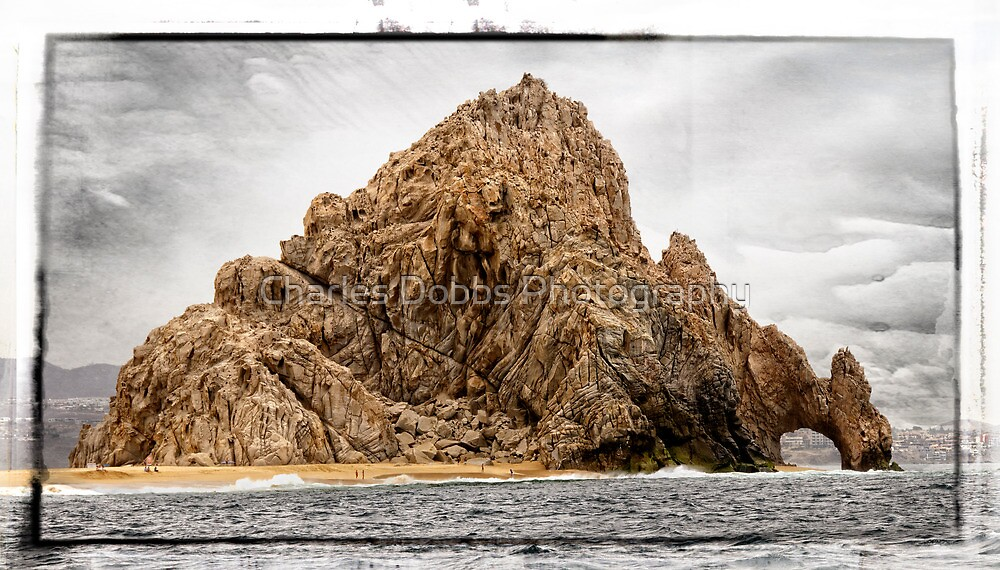 El Arco de Cabo San Lucas by Charles Dobbs Photography
