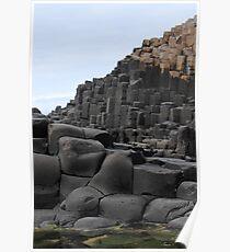 Giants Causeway, Ireland Poster