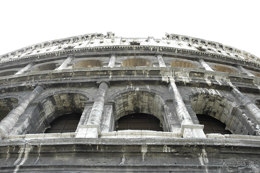 Colosseum by Anne Sidnell