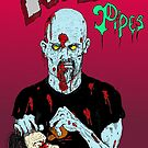 Zombie Pipe Cleaner! by ADzArt