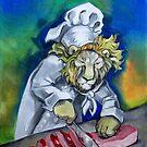 Carnivorous Chef by Ellen Marcus