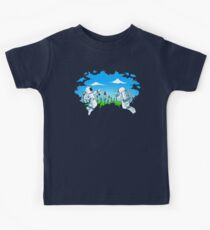 Unexpected Atmosphere Kids Tee