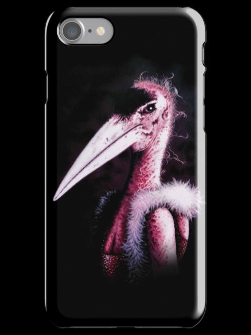 Stork Lady by Babyfishbrain