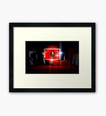 Year Of The Human Framed Print