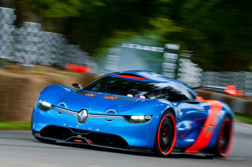 Alpine & Renault at their best. by supersnapper