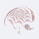 Artistic Brain by kenwalters