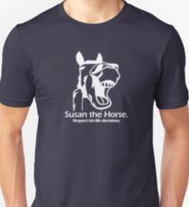Susan the Horse - Doctor Who Unisex T-Shirt