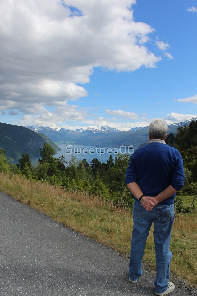 The lost and found Geiranger and a man by Sweetpea06