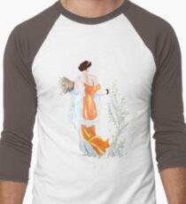 Primavera- Spring Men's Baseball ¾ T-Shirt