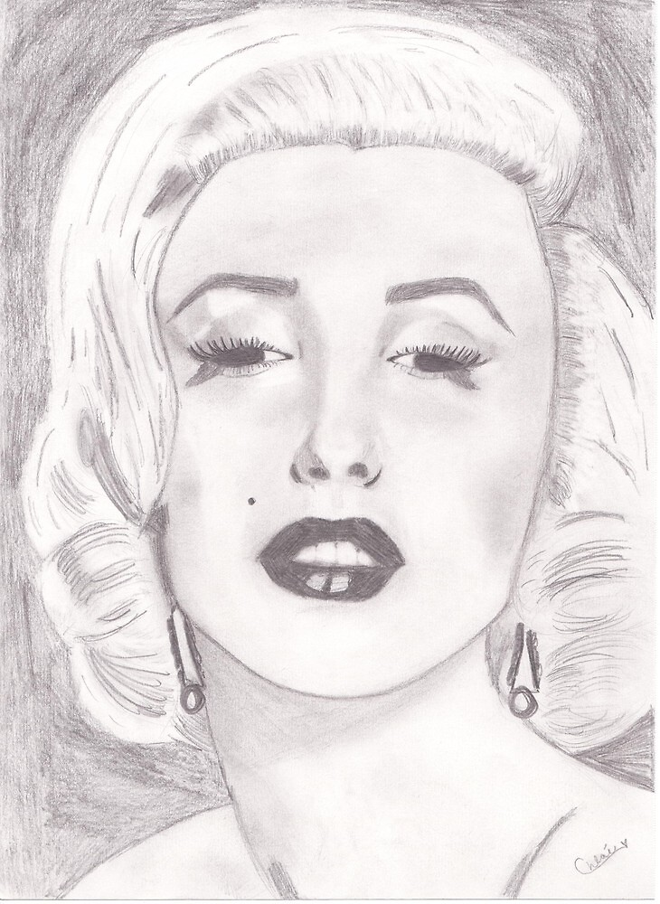 Marilyn by ChloeAlora
