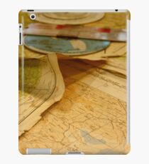 Maps | Farmingdale, New York  iPad Case/Skin