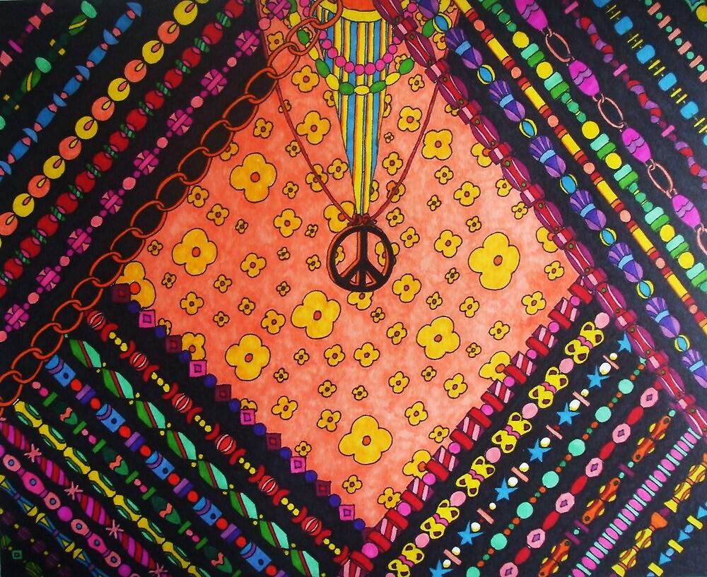 Beadwork by Steve Boisvert