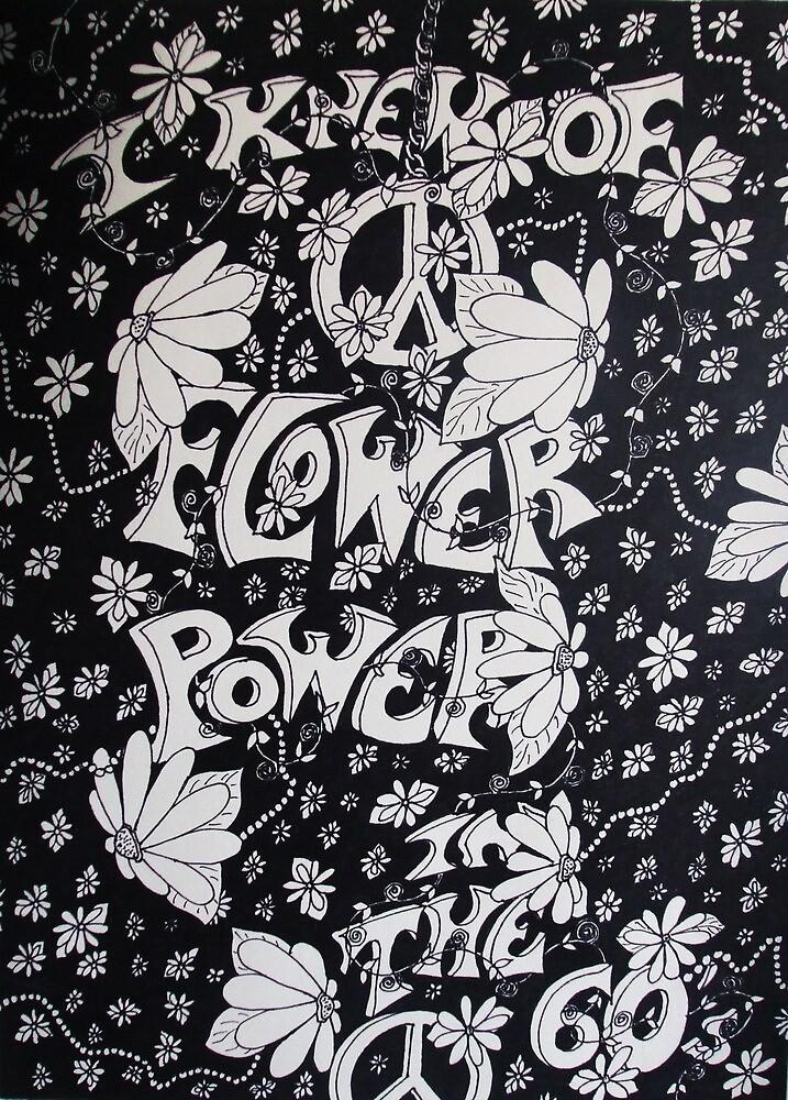 Flower Power by Steve Boisvert