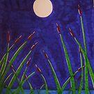 Marsh Night by Steve Boisvert