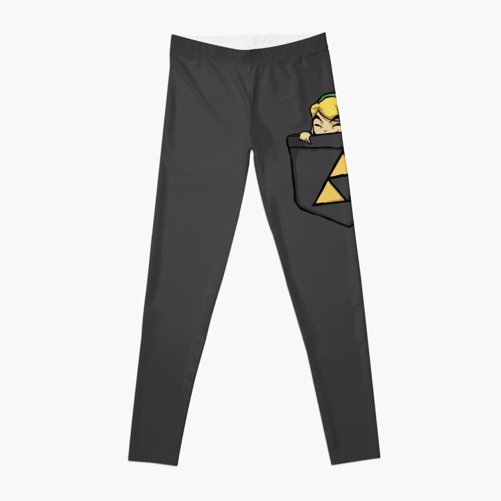 Legend of Zelda - Pocket Link Leggings