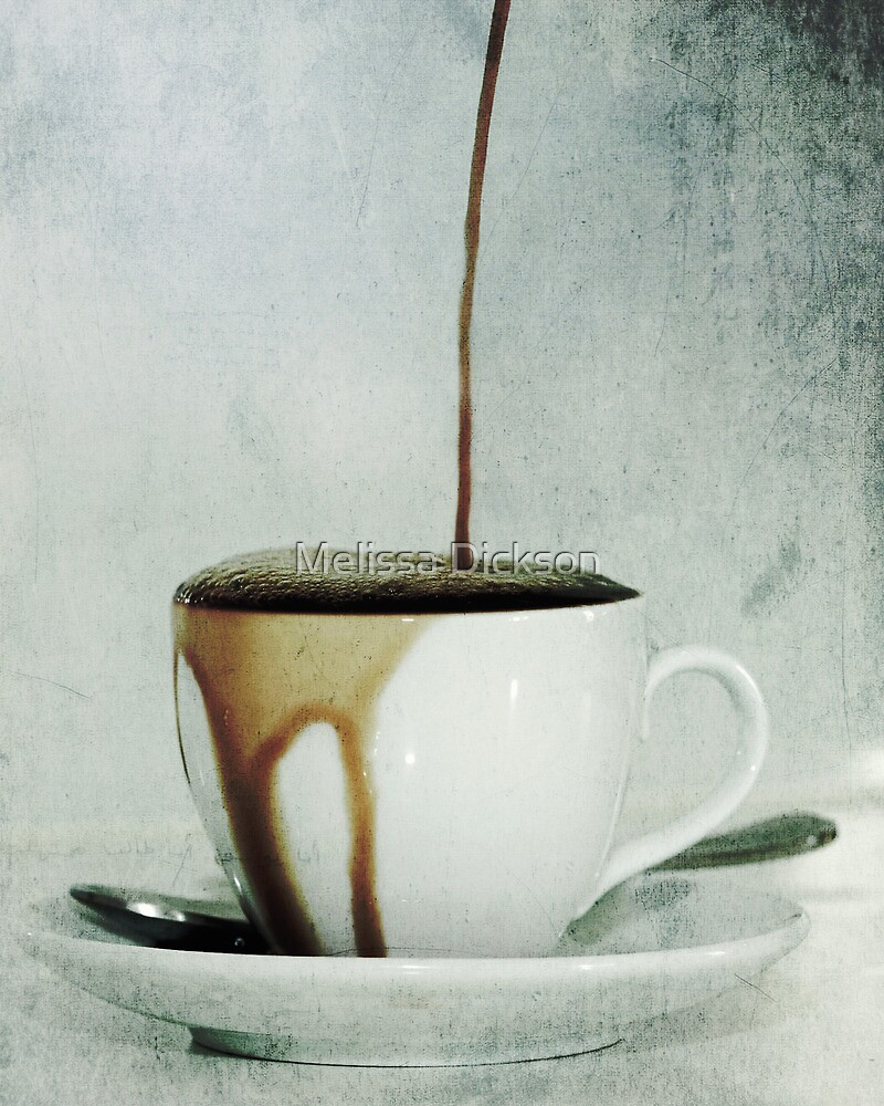 Coffee Collection 21 by Melissa Dickson