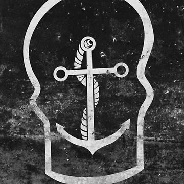 Anchorskull  by lexxclark