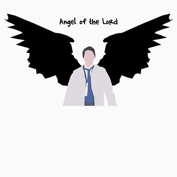 Angel of the Lord by cooliounicorn