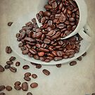 Coffee Collection 9 by Melissa Dickson