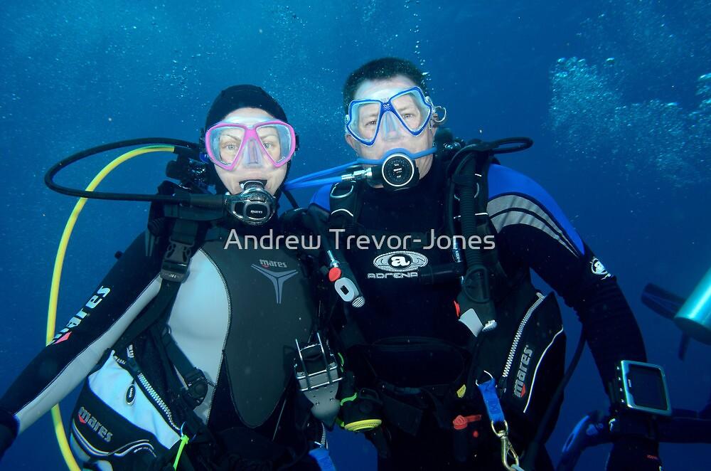 Natalie and Adrian at Tatawa Besar by Andrew Trevor-Jones